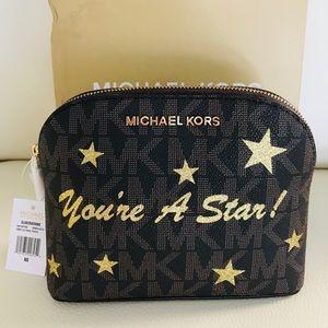 Michael Kors clutch limited edition NIB